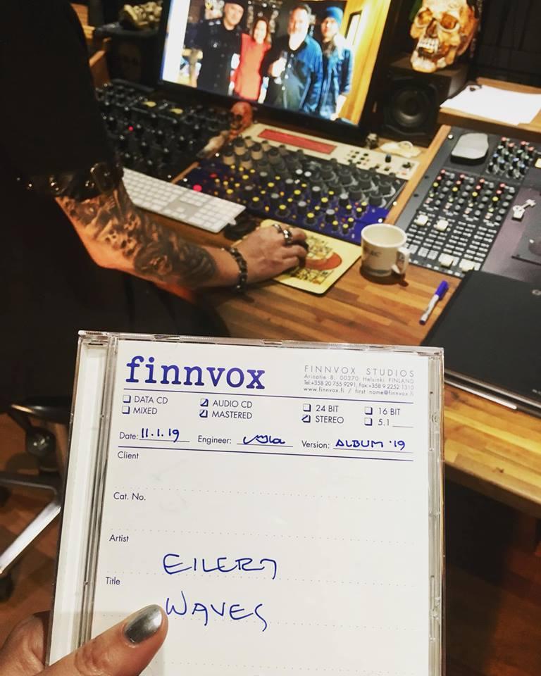 Eilera Waves Finnvox Studios